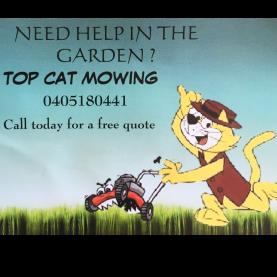 Top Cat Mowing